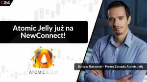 Gaming się nie zatrzymuje –na scenę wchodzi Atomic Jelly! – rozmowa z Bartoszem Rakowskim