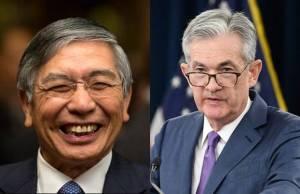 Kurs dolara traci przez Powella, jen przez zapowiedzi BoJ