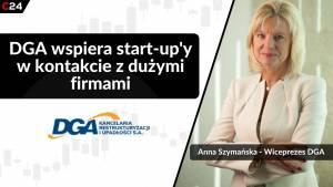 DGA wspiera start-upy i szkoli z obsługi dronów – Rozmowa z Anną Szymańską, wiceprezes spółki.