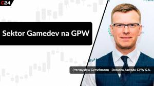 WIG Games znów kończy pod kreską, tracąc 0,1%, jednak Gamedev nie odchodzi do lamusa, twierdzi Przemysław Gerschmann