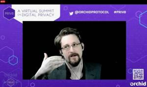 """Bitcoin skrytykowany przez Edwarda Snowdena. """"Jest do bani"""""""