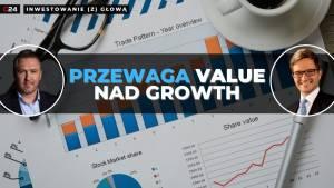 Kolejna dekada wzrostów w USA należeć będzie do spółek Value, twierdzi Piotr Bujko