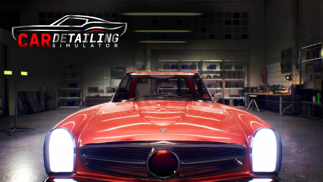 W 2021 Games Incubator planuje wydać grę Car Detaling Simulator.