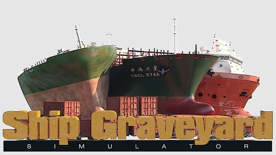 W 2021 Games Incubator planuje wydać grę Ship Graveyard Simulator.