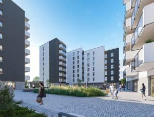 Atal ma pozwolenie ne użytkowanie II etapu Apartamenty Dmowskiego w Poznaniu