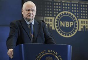 Kurs złotego jest OK, twierdzi prezes NBP, Adam Glapiński