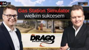 Spektakularny sukces Gas Station Simulator potroił wycenę Drago Entertainment. Rozmowa z Maciejem Nowakiem