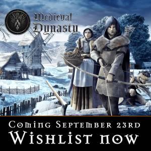 RenderCube: premiera pełnej wersji Medieval Dynasty już w przyszłym tygodniu
