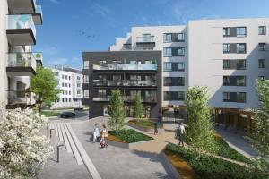 Dom Development wprowadził do oferty 188 mieszkań na Os. Ceramiczna w stolicy