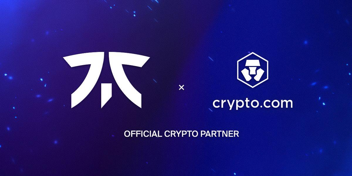 Fnatic i Crypto.com nawiązują współpracę