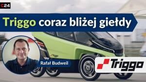 Triggo – innowacyjny w skali globalnej, polski pojazd elektryczny. Rozmowa z Rafał Budweil (prezes zarządu)