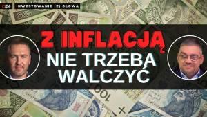 Inflacja zostanie z nami na dłużej, bo jest dobra dla rządzących, komentuje Adam Drozdowski